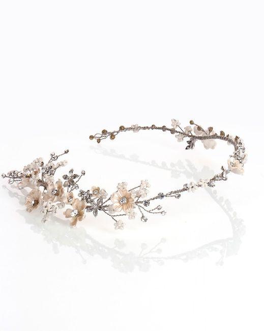 👒 Les accessoires de la mariée: Thème exotique vs thème champêtre chic 2