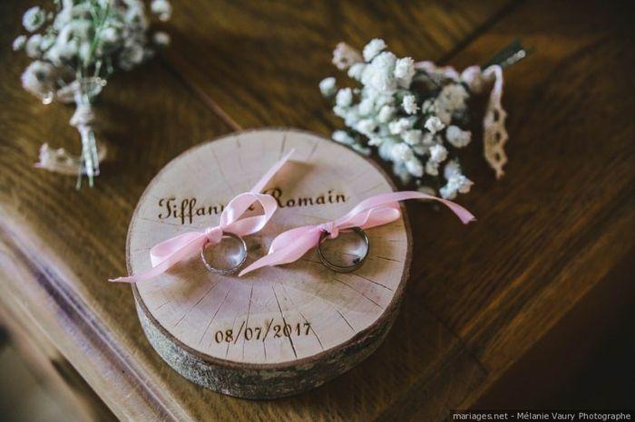 Les objets détournés au coeur de votre déco de mariage !  🌂 7