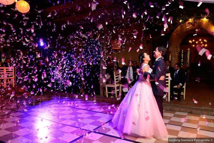 #InstantPhoto : L'ouverture de bal  ❤️ 1