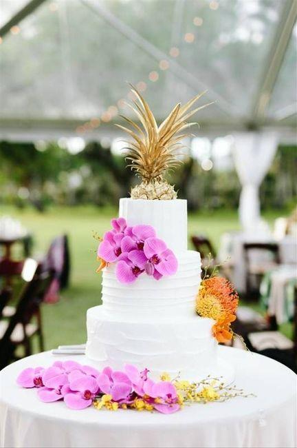 Nude cake, wedding cake ou pièce montée ? 1