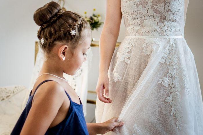 Combien d'enfants assisteront à ton mariage ? 1