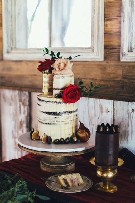 Le Wedding cake  🍰 1