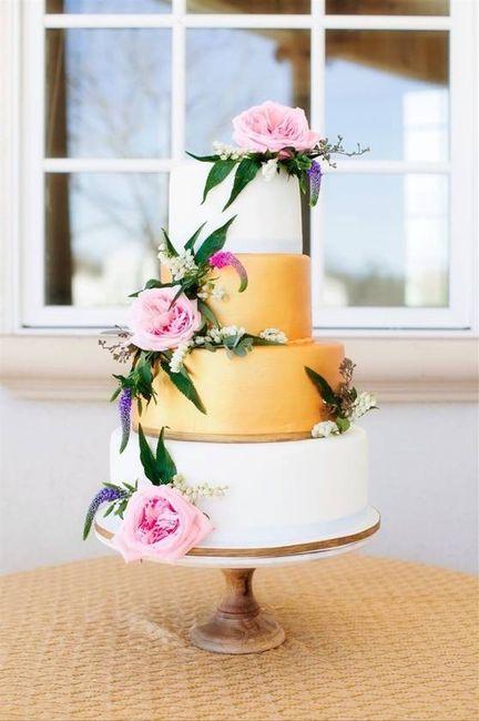 Le Wedding cake  🍰 2
