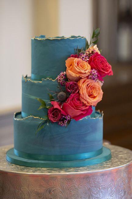 Le Wedding cake  🍰 4