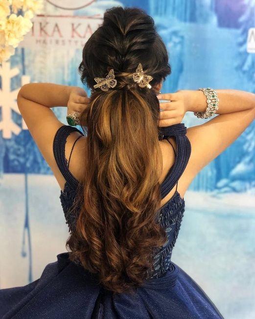 Mariage du monde : La coiffure 1