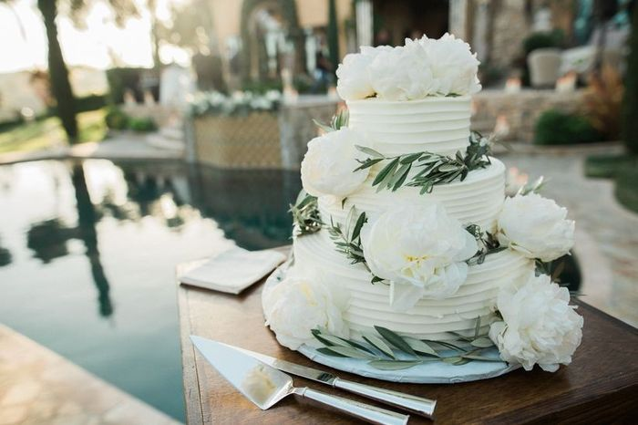 Avec ou sans...Wedding cake ! 🍰 1