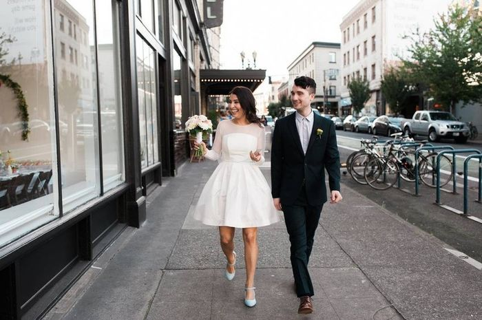 Que faire de sa robe de mariée après le mariage ? 1