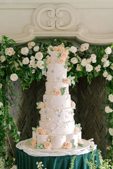 ⭐Wedding cake 1