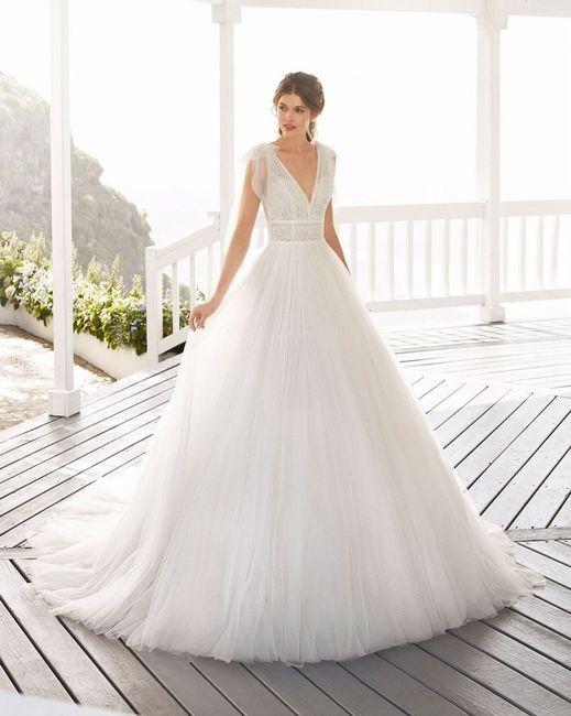 Confectionne la robe de tes rêves !👰 1