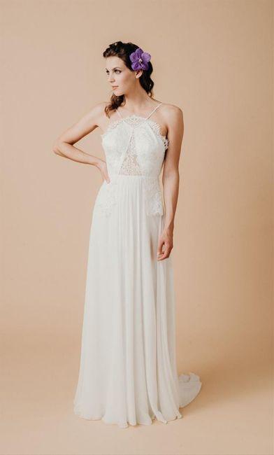 Confectionne la robe de tes rêves !👰 3