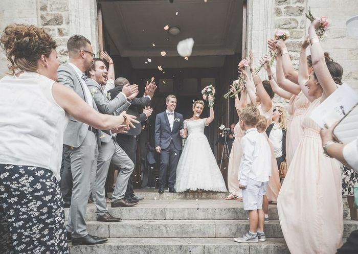 Tes collègues seront invités à ton mariage ? 1