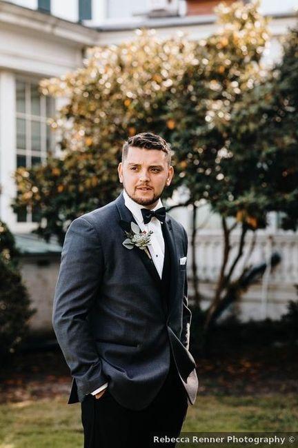 La tenue du marié : classique ou originale ? 1
