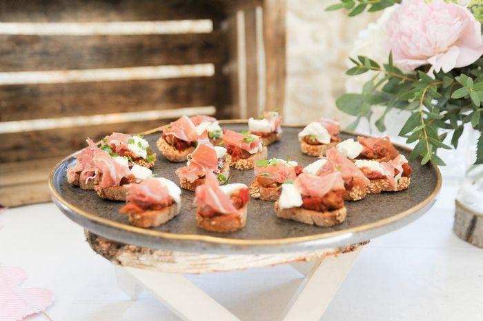 Quel sera le plat principal de votre menu de mariage ? 1
