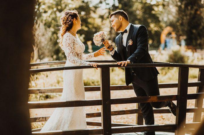 Ton 1er mariage ? 1
