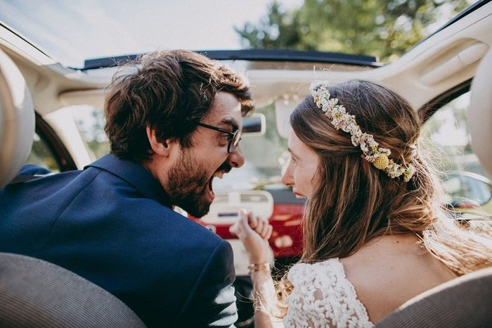 Comment sera la voiture des mariés ? 1