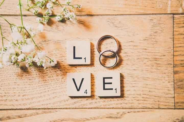 Depuis combien de temps êtes-vous fiancés ? - 1