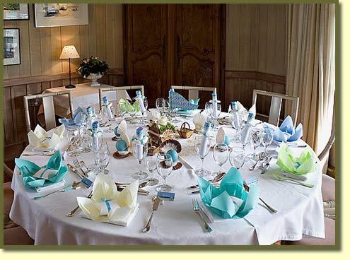 Th me des iles organisation du mariage forum - Decoration theme plage ...