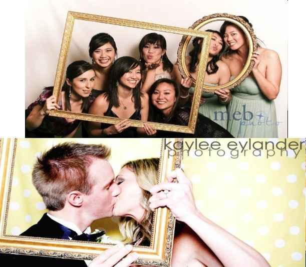 cadres pour Photobooth