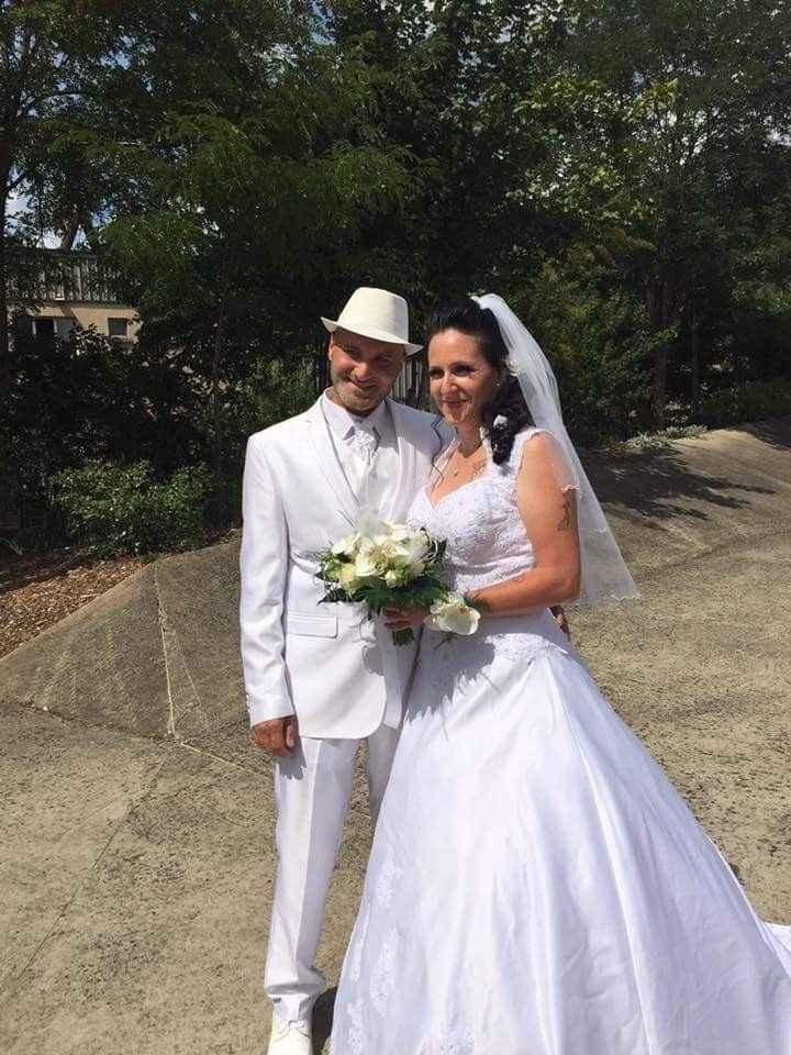 à notre mariage est passé c'était le 22 juillet - 8