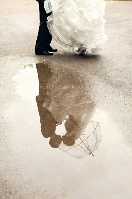 Au secours! où faire des photos de couple en cas de pluie pour notre mariage? - 2