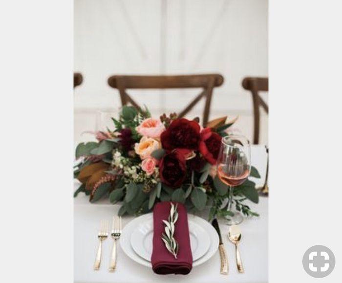 ⭐️ Mariage en couleur [ Lie de Vin / Olive ] ⭐️ 14