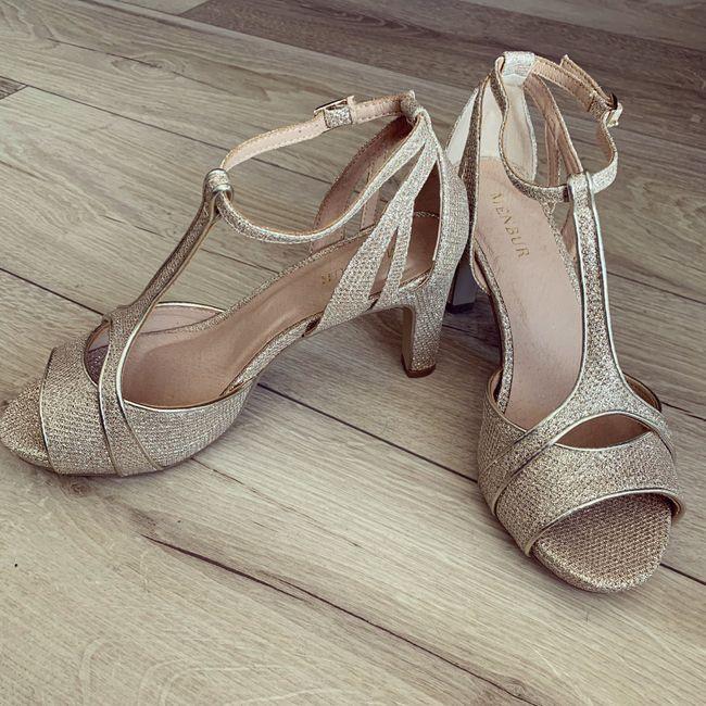 Montrez-moi vos chaussures 😍 - 1