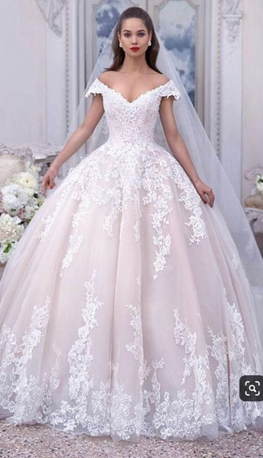 Robe princesse 🆚 robe sirène ? 1