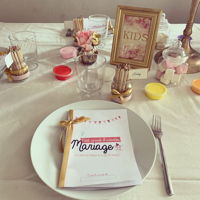 ✨La table des enfants✨ 2