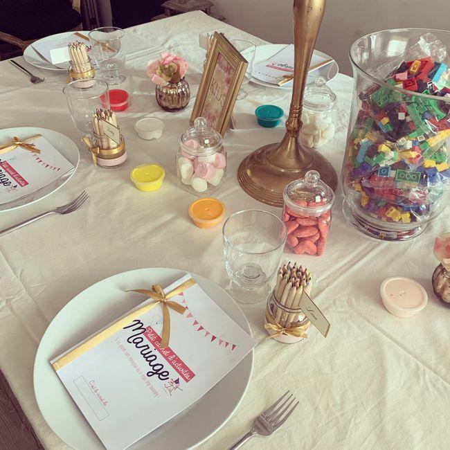 ✨La table des enfants✨ - 3