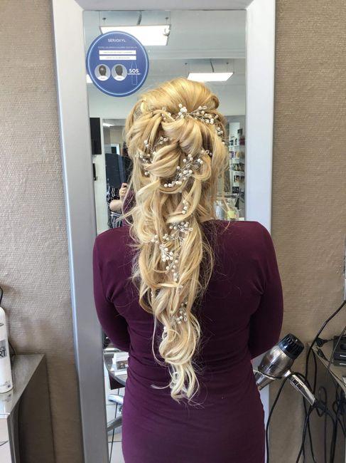 ✨Essai coiffure et maquillage ✨ 2