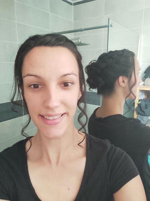Deuxième essai coiffure 1