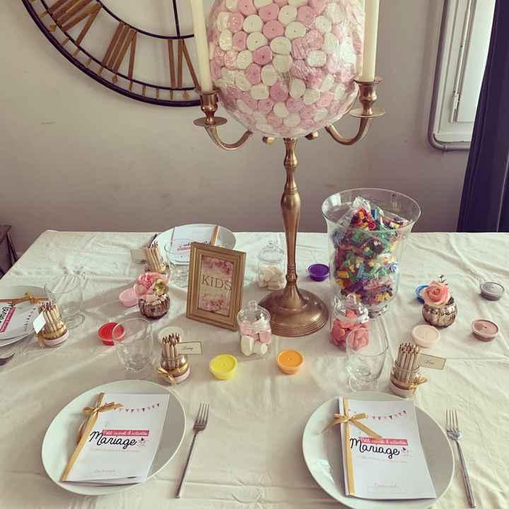 ✨La table des enfants✨ - 1