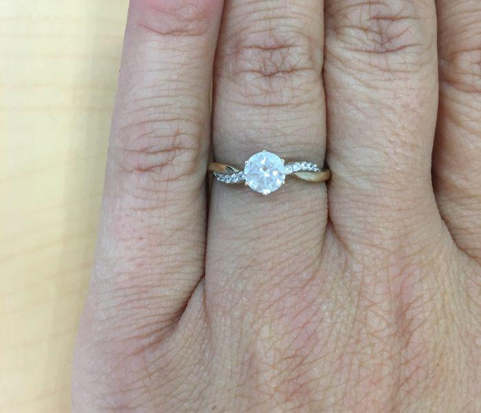 Montrez-moi votre bague de fiançailles #1 16
