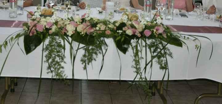 Composition florale . - 5