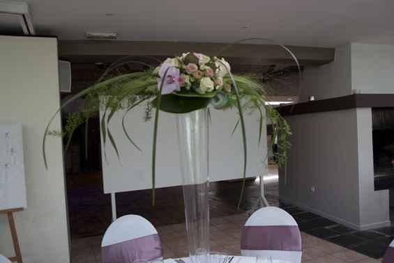 Composition florale . - 7