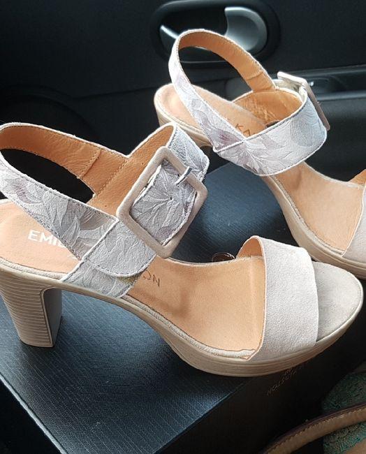 Ou trouver des chaussures de mariée 2