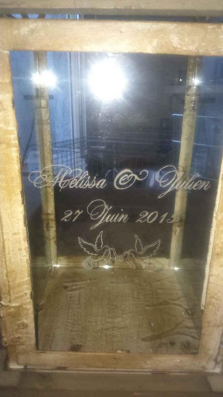Notre urne personnalisée - 2