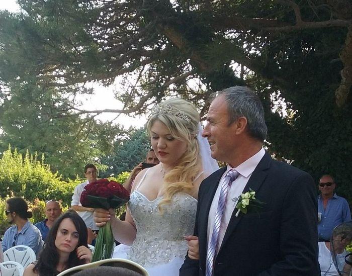 Nous sommes mariés! - 1