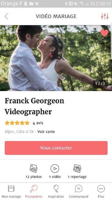 Notre vidéo de mariage 😍 - 1