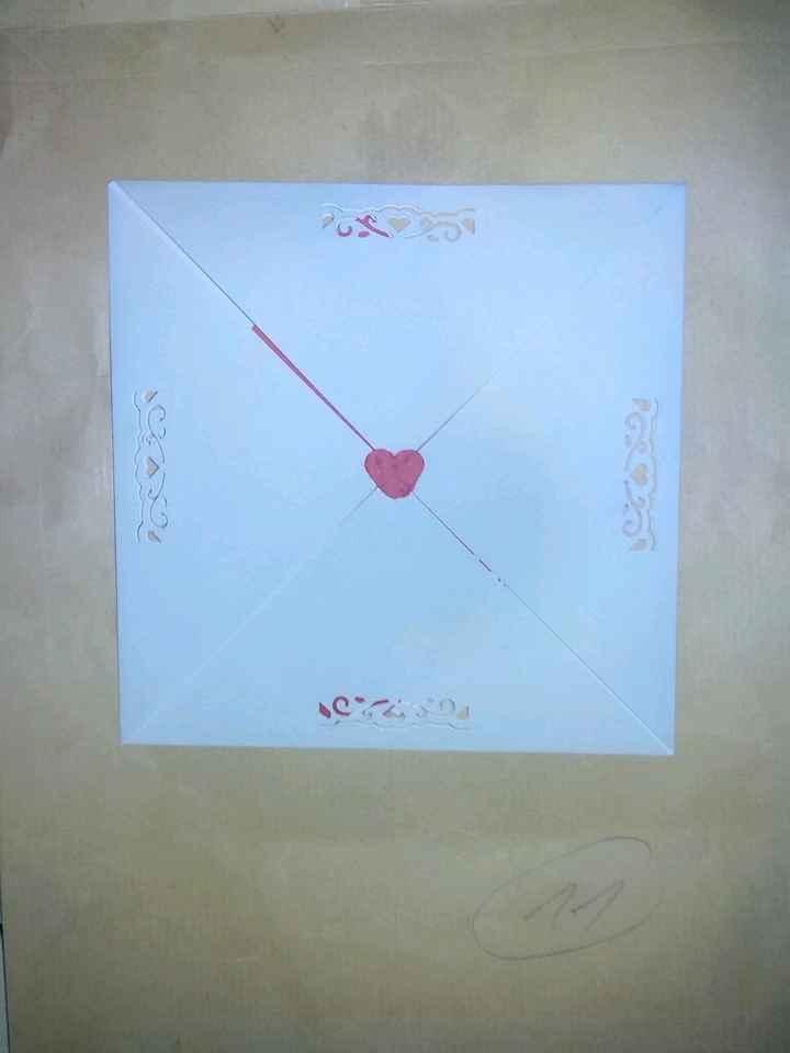 Les enveloppes - 1