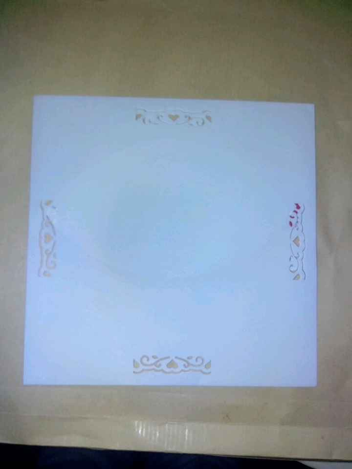 Les enveloppes - 2