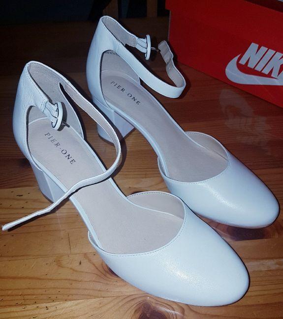 Chaussure mariée - 1