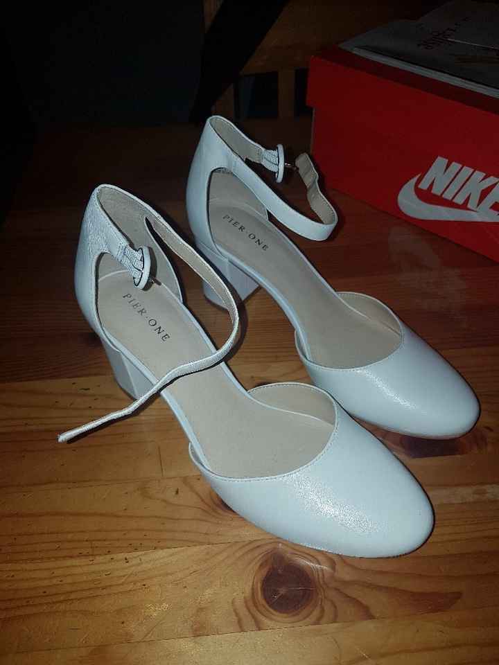 Montrez vos chaussures 😊 - 2