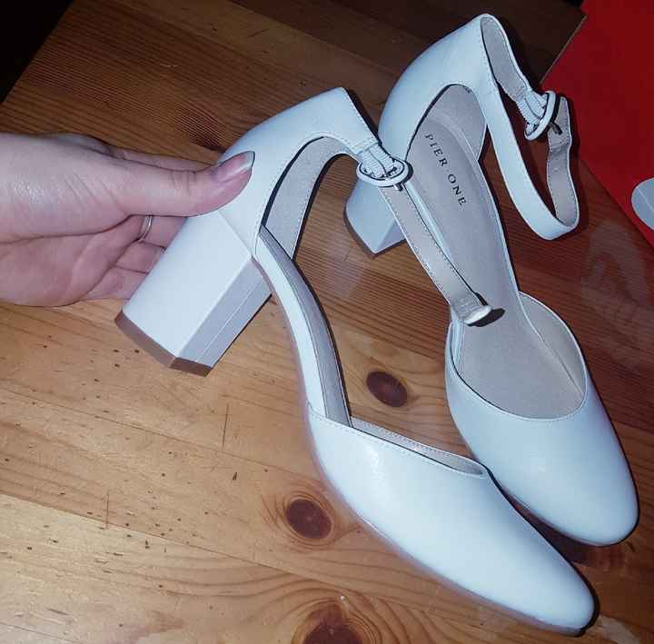 Chaussure mariée - 2