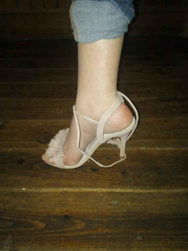 J'ai reçu mes chaussures ! - 3