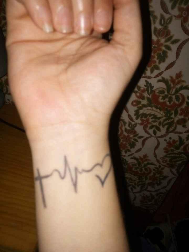 Mariée tatouée mariée déjantée ? - 1