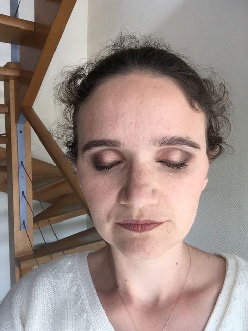 Essai maquillage 2