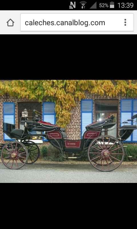Avez-vous choisi votre véhicule pour le jour j ?? - 2