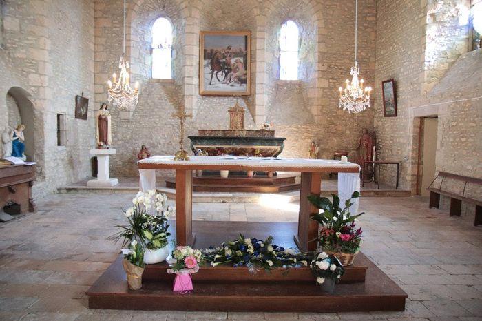 Décoration Eglise 6