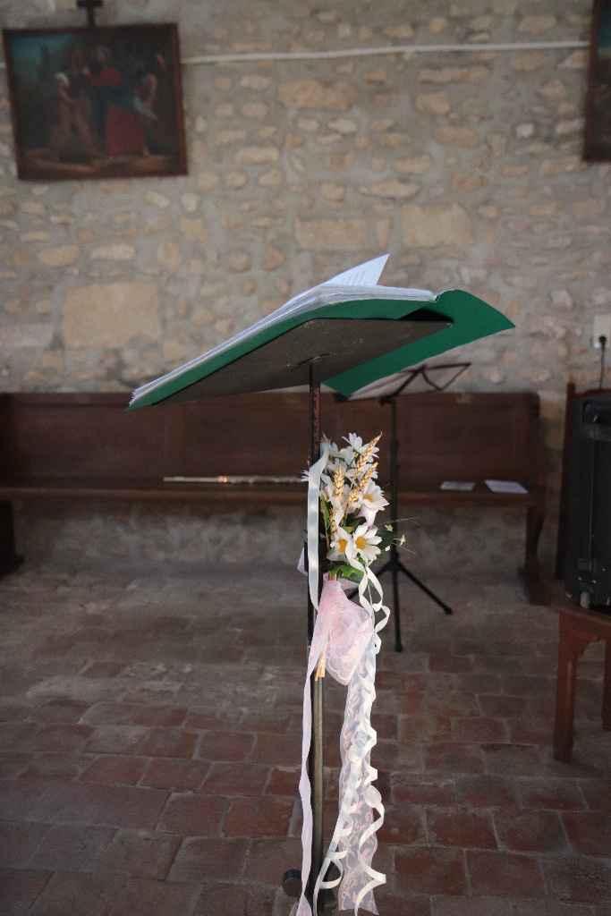 le pupitre du prêtre